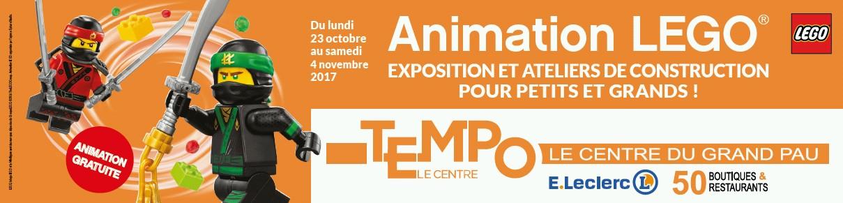 Tempo le Centre - Centre commercial E.leclerc à Pau - Hall