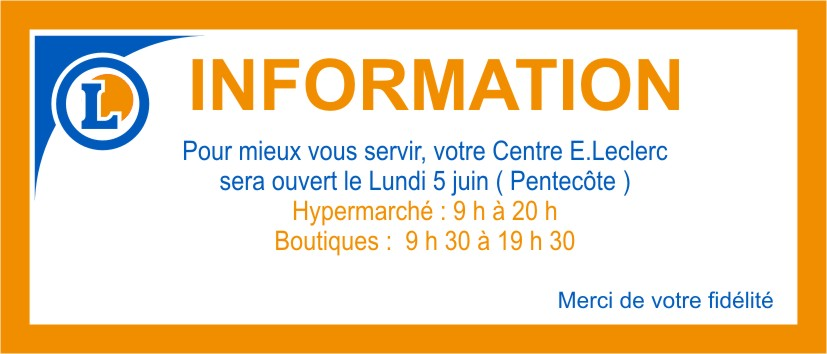 newsletter ouverture.