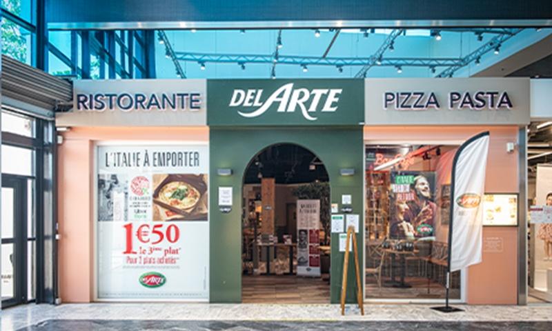 Centre Leclerc Pau Tempo - Restauration - Del Arte