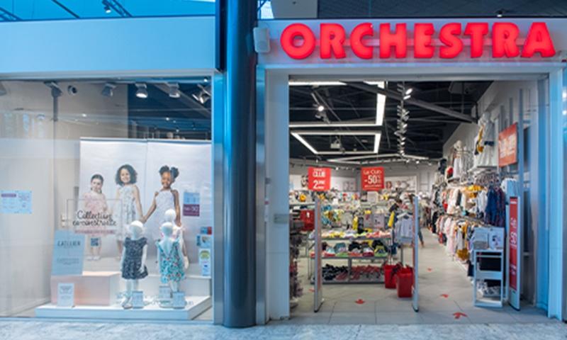 Centre Leclerc Pau Tempo - Boutique - Orchestra