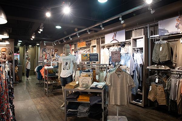 Centre commercial Pau tempo - Boutique - Bonobo