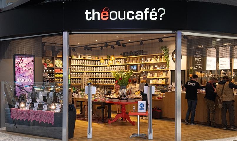Centre commercial Pau tempo - Boutique - Thé ou Café