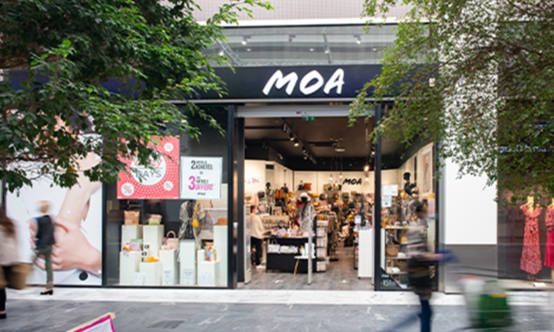 Centre Leclerc Pau Tempo - Boutique - MOA
