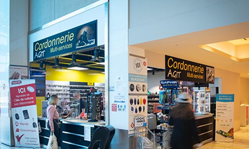 Centre Leclerc Pau Tempo - Services - Agit Cordonnier