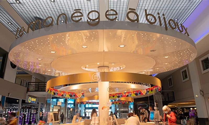 Centre Leclerc Pau Tempo - En cas gourmand - Boutique - Manège à bijoux