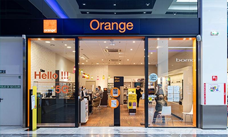 Centre Leclerc Pau Tempo - En cas gourmand - Boutique - Orange