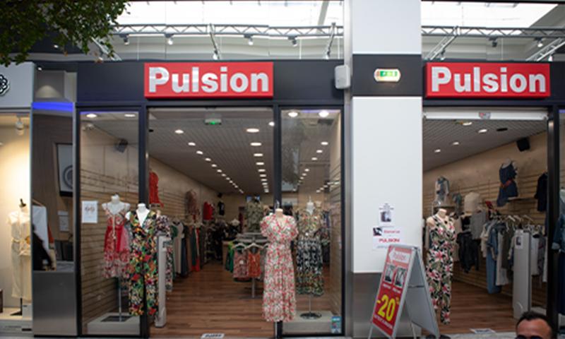 Centre Leclerc Pau Tempo - Boutique - Pulsion