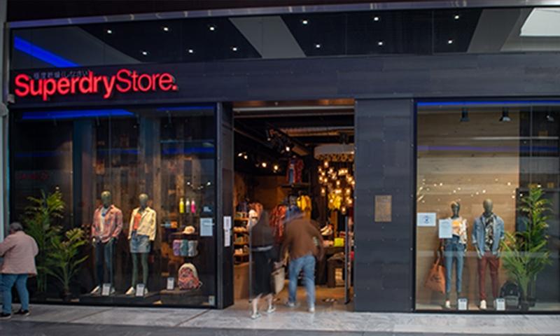 Centre commercial Pau tempo - Boutique - Superdry