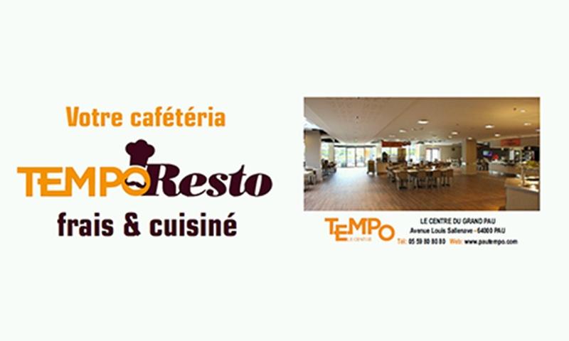 Centre commercial Pau tempo - Restauration - Tempo resto