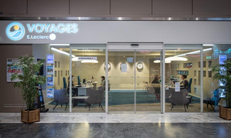 Centre Leclerc Pau Tempo - En cas gourmand - Services - Voyages Leclerc
