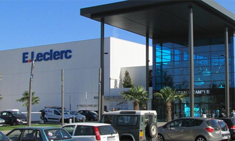 Centre commercial Pau tempo