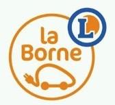 La borne Leclerc - Centre Tempo Pau