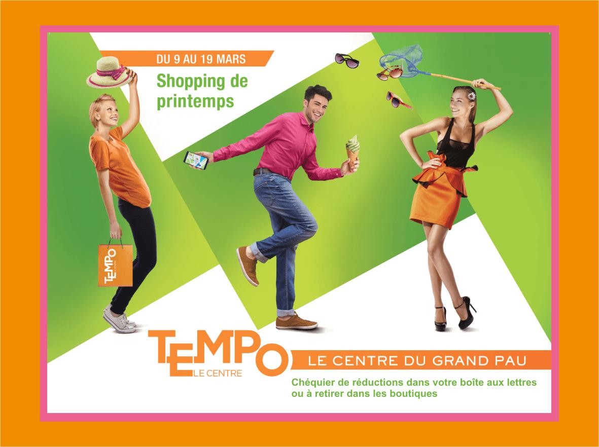 Newsletter - Shopping.