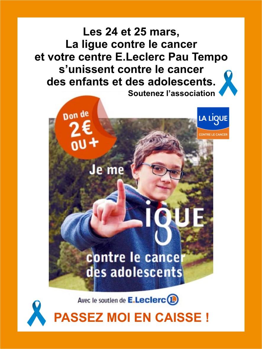 ligue contre le cancer 2017.