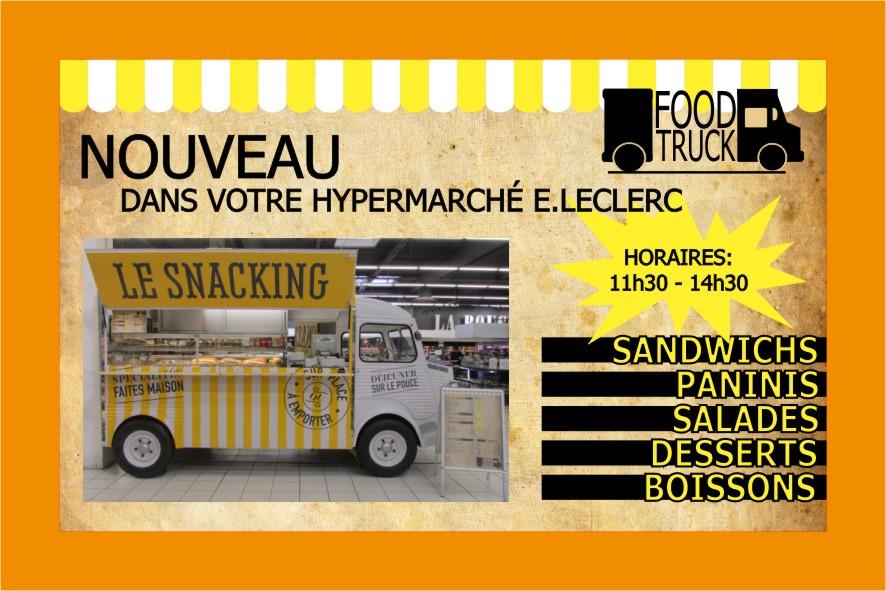 newsletter food truck.