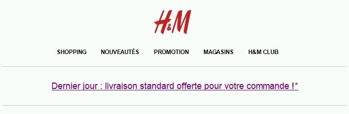 H&M BRADERIE ETE