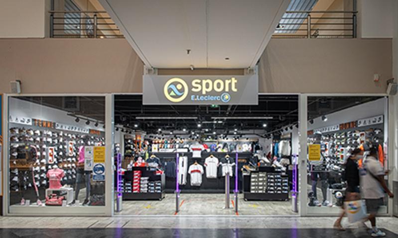 Centre Leclerc Pau Tempo - Boutique - Sport Leclerc