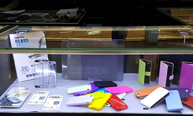 Centre commercial Pau tempo - Boutique - Docteur IT