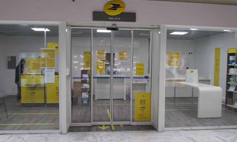 Centre commercial Pau tempo - Services - La poste