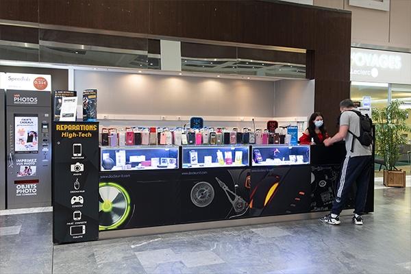 Centre Leclerc Pau Tempo - En cas gourmand - Services - Docteur IT