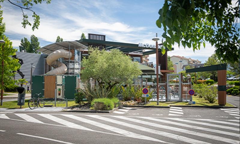 Centre Leclerc Pau Tempo - Restauration - Mac donalds