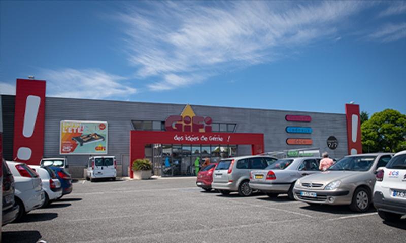 Centre Leclerc Pau Tempo - Boutique -Gifi
