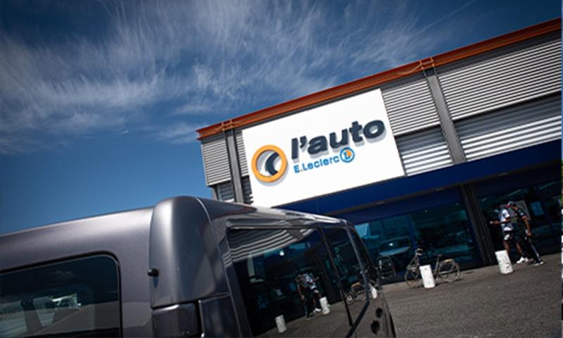 Centre Leclerc Pau Tempo - services - Auto leclerc