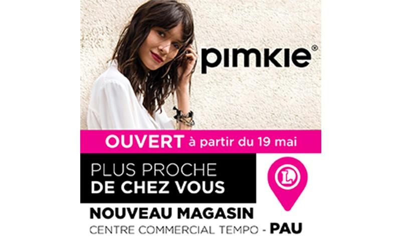 Centre commercial Pau tempo - Boutique - Pimkie ouverture le 19 mai