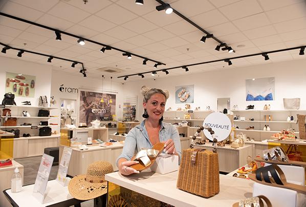 Centre commercial Pau tempo - Boutique - Eram