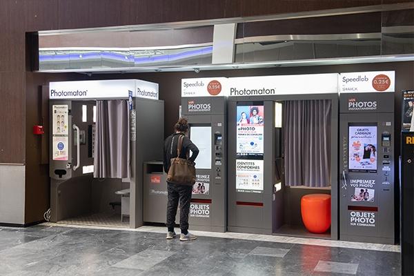 Centre Leclerc Pau Tempo - En cas gourmand - Services - Photomaton