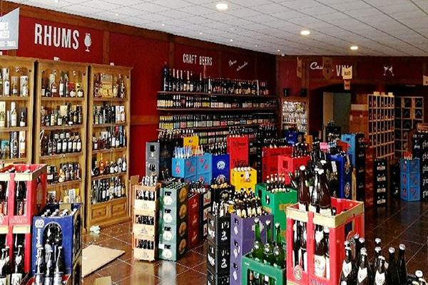 Centre commercial Pau tempo - Boutique - V&B